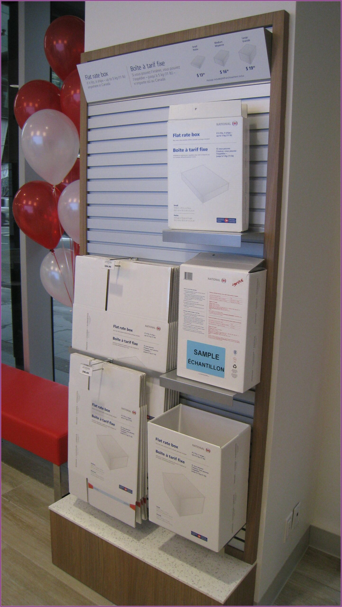 Flat Rate Shipping Envelopes Canada Post
