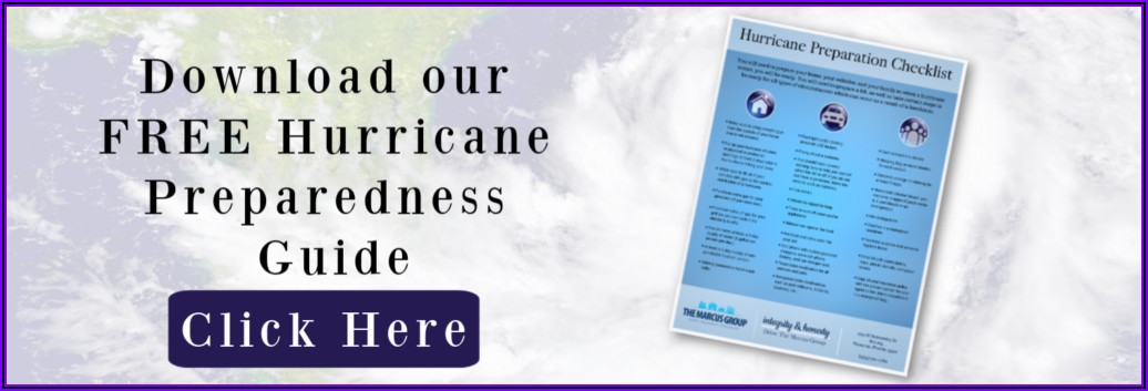 Florida Hurricane Preparedness Guide 2019