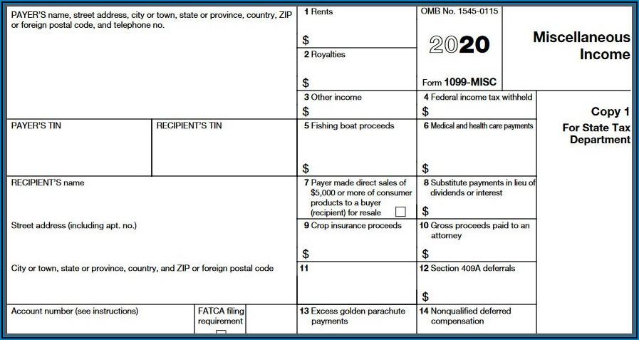 Form 1099 R Filing Deadline