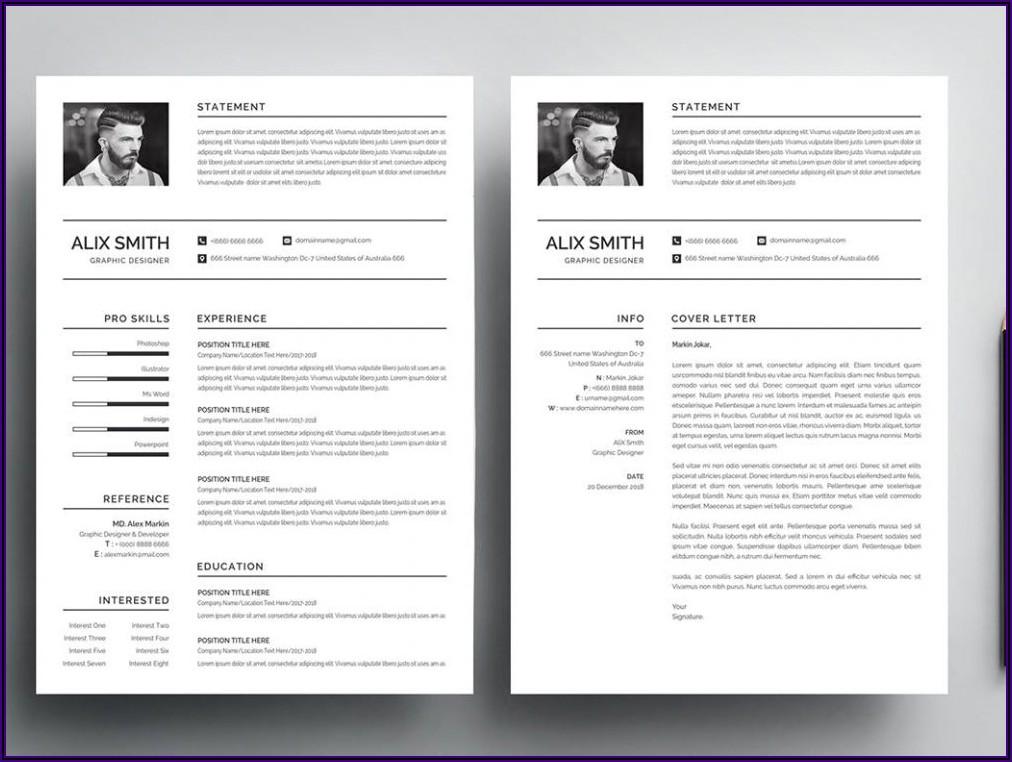 Free Resume Format Download Word