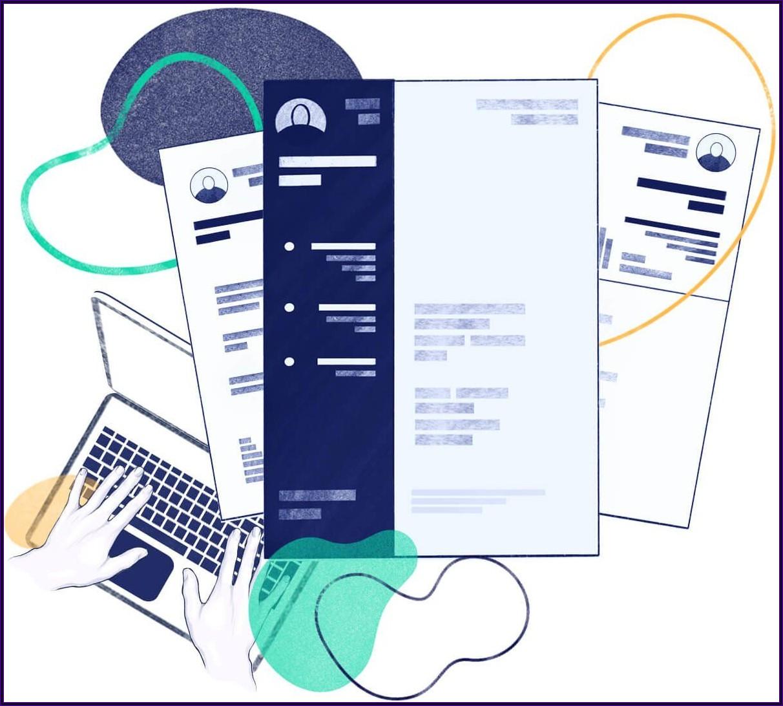 Free Resume Templates Microsoft Word 2020