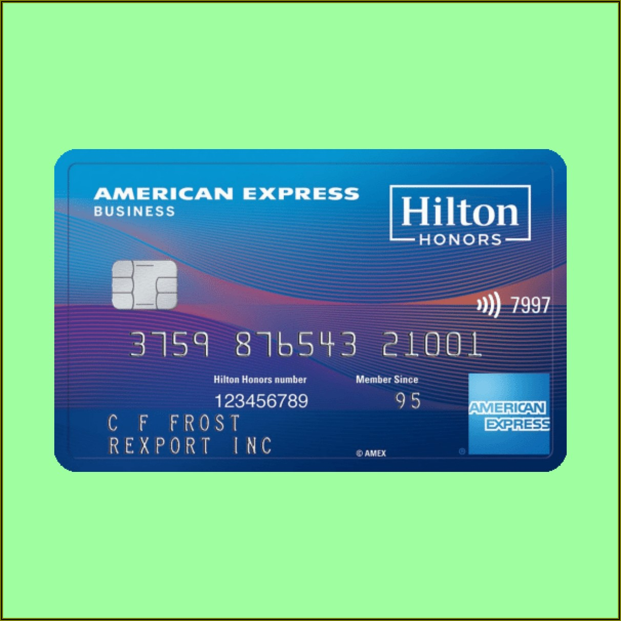 Hilton Honors Business Card Benefits