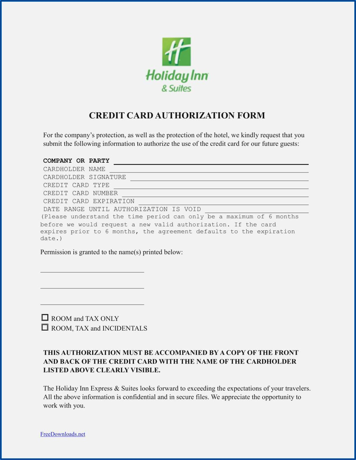 Hilton Hotel Invoice Sample