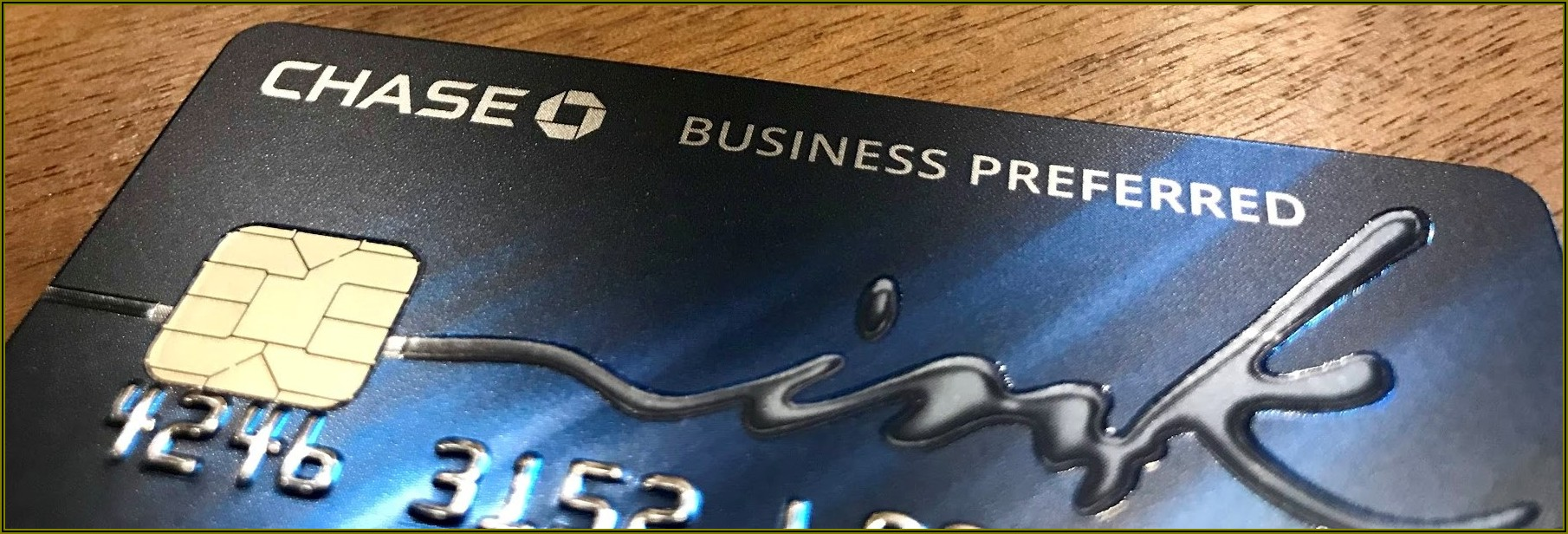 Ink Business Preferredsm Credit Card Benefits