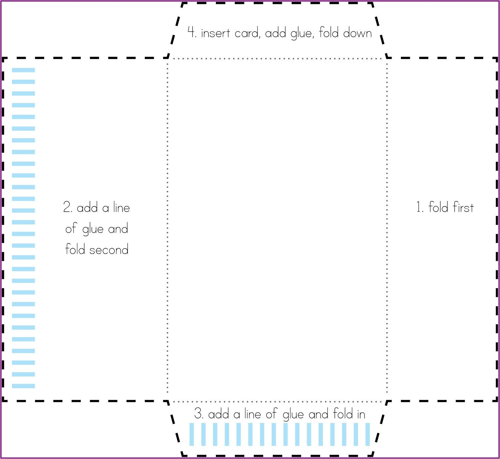 Jam Paper And Envelope Template