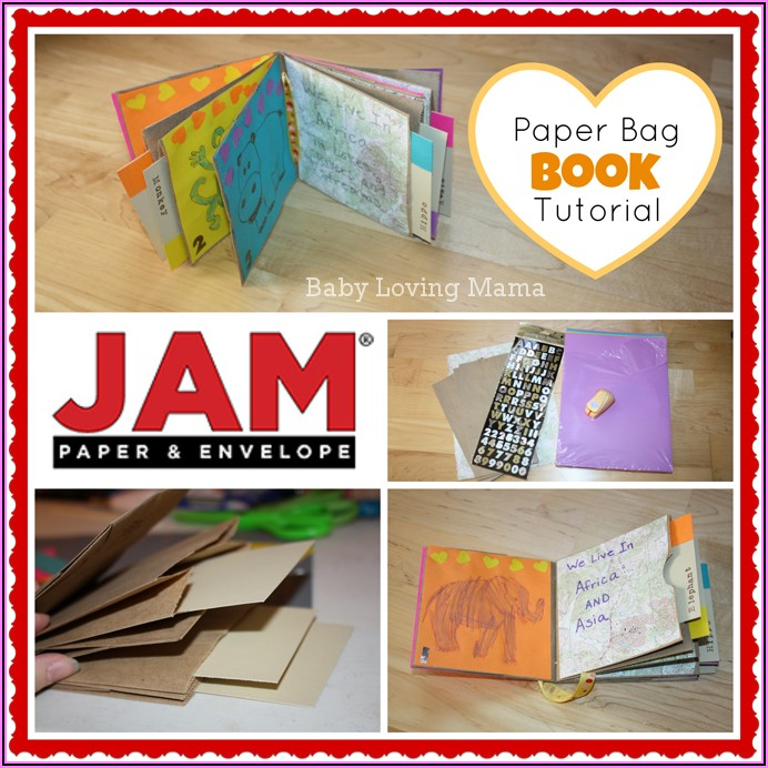Jam Paper And Envelope