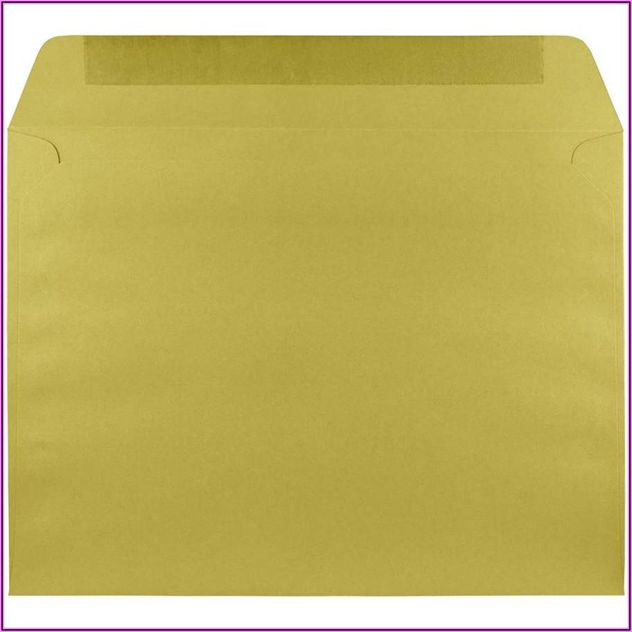 Jam Paper Envelopes 9x12