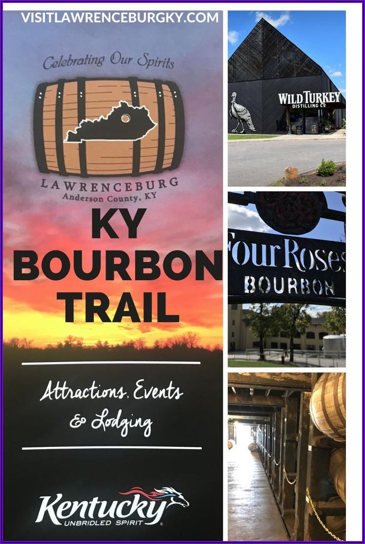 Ky Bourbon Trail Brochure