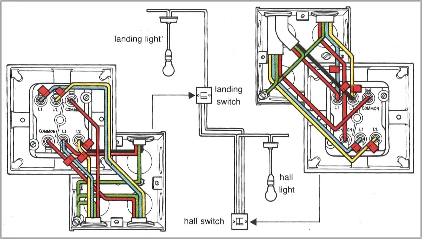 Light Switch Diagram 1 Way