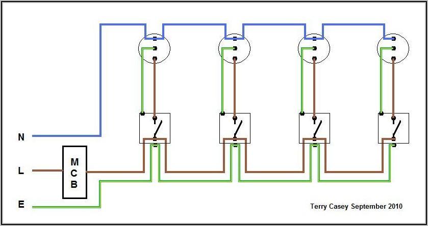 Light Wiring Diagram Uk