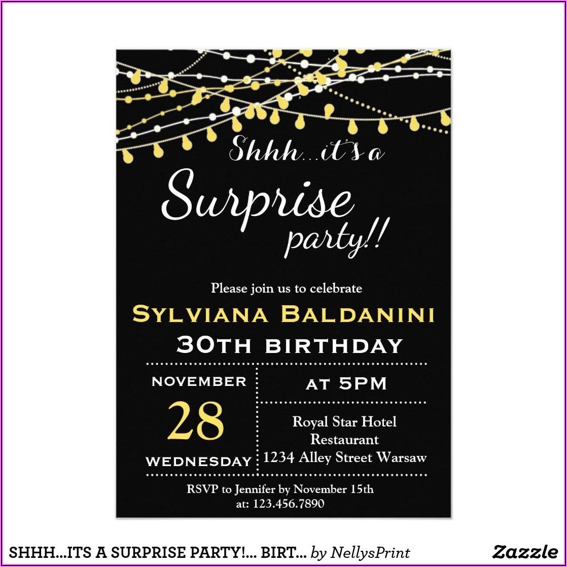 Lol Surprise Birthday Invitations Zazzle