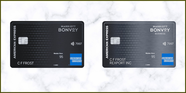 Marriott Bonvoy Business American Express Card Benefits