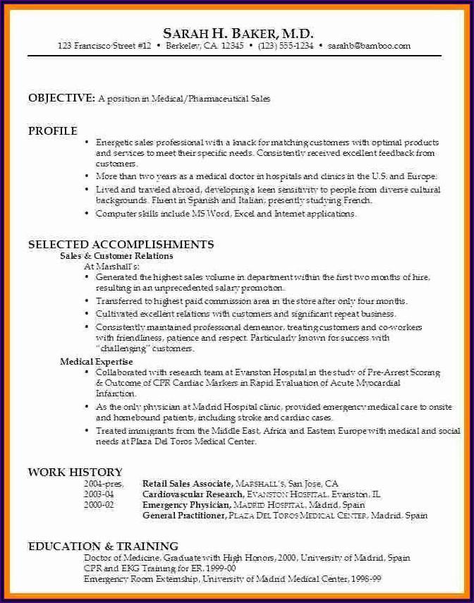 Medical Coding Fresher Resume Format