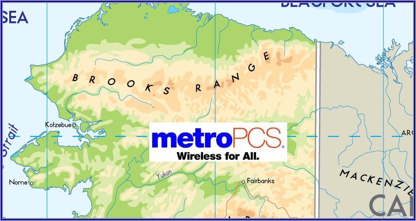 Metropcs Mexico Coverage Map