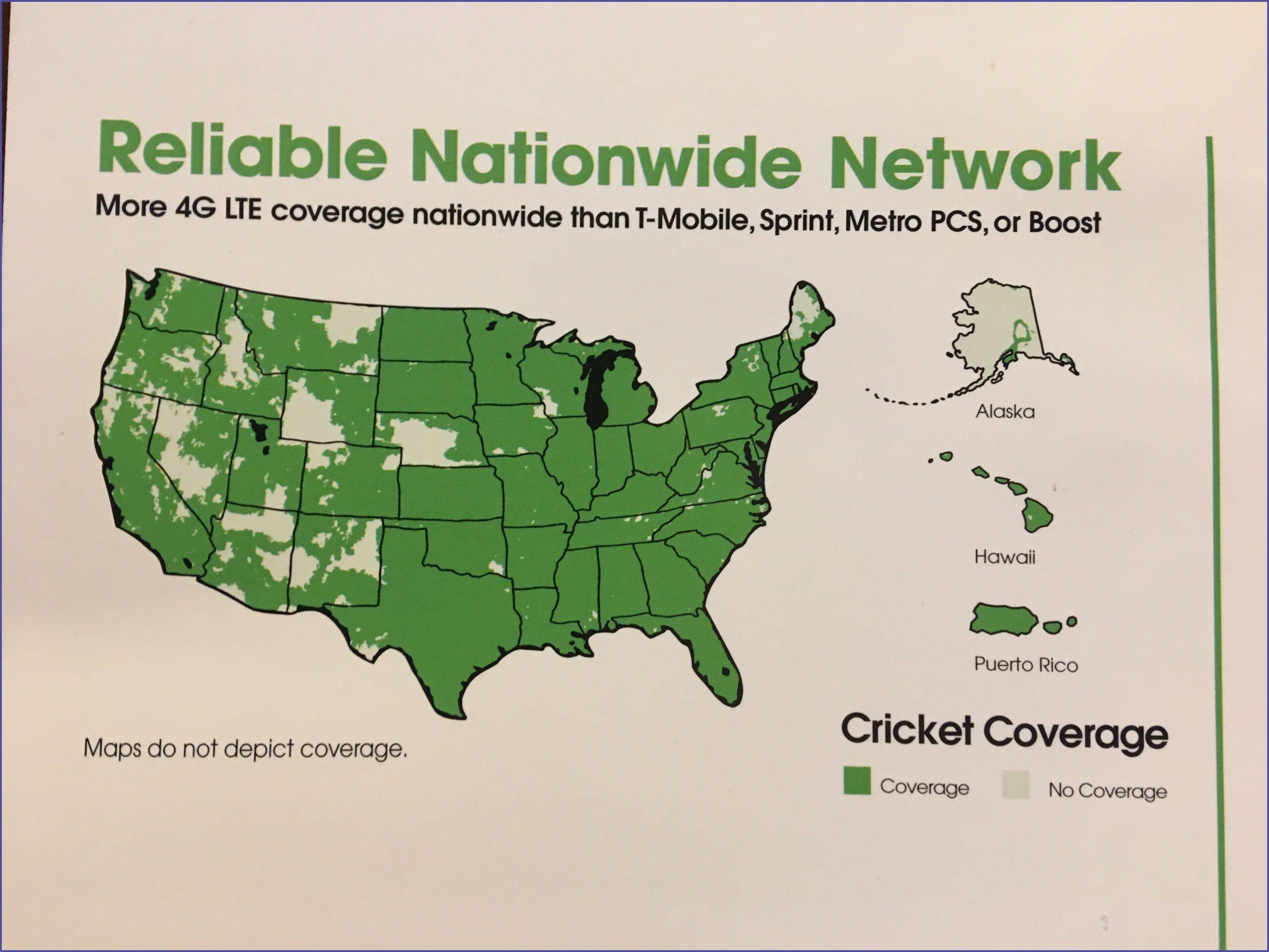 Metropcs World Calling Coverage Map