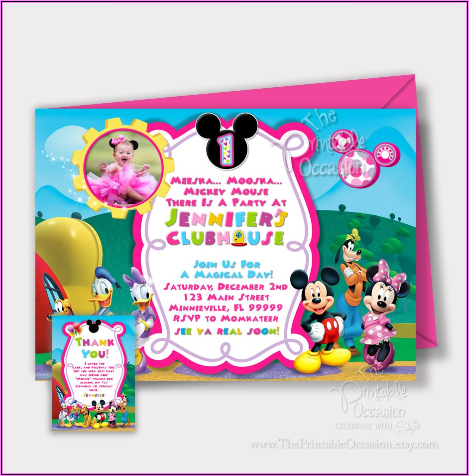 Minnie Mouse Birthday Party Free Printables