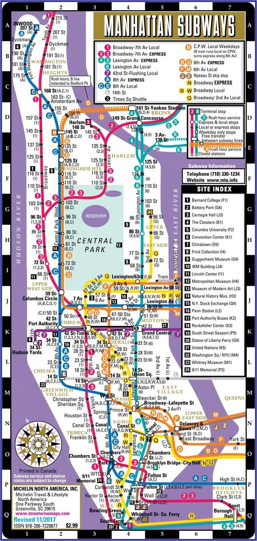 Mta Bus Map 2019