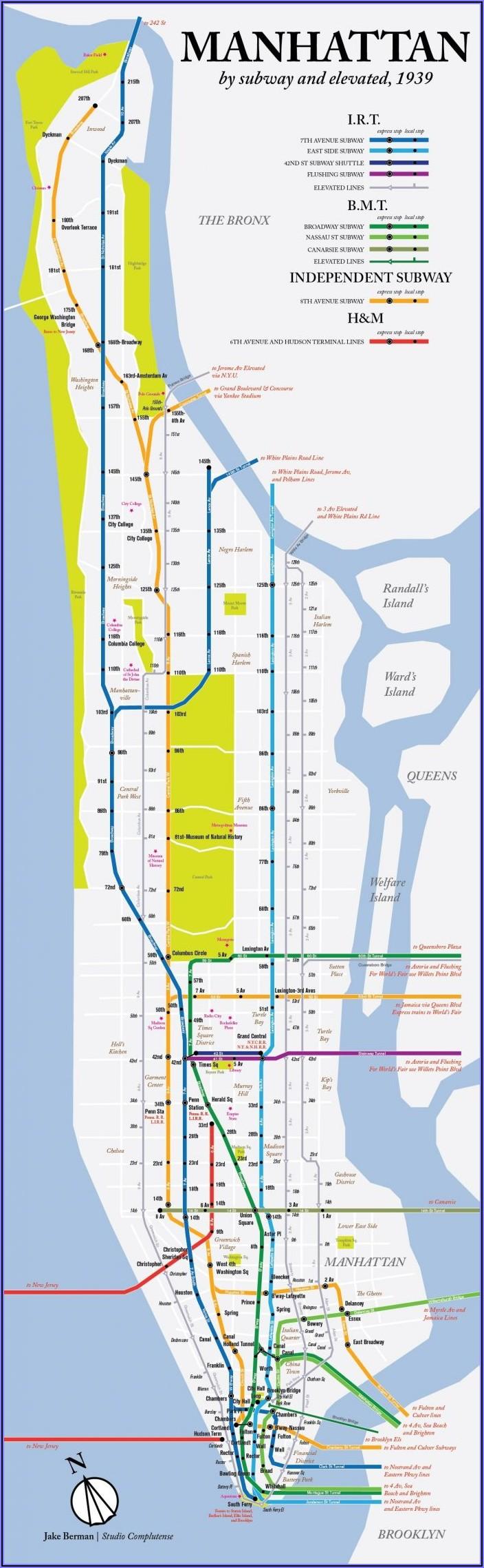 Mta Bus Map Brooklyn 2020