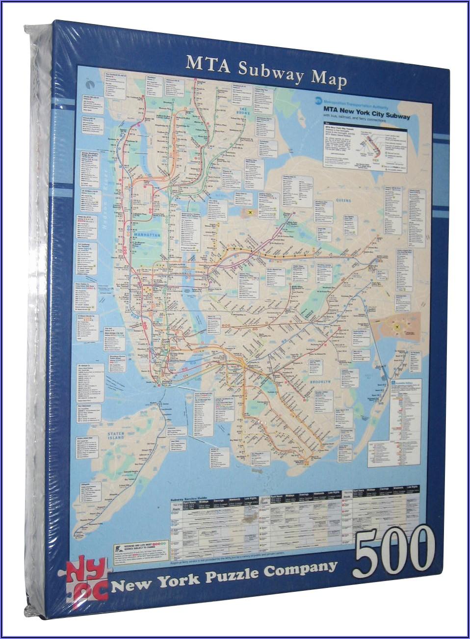 Mta Bus Map New York City