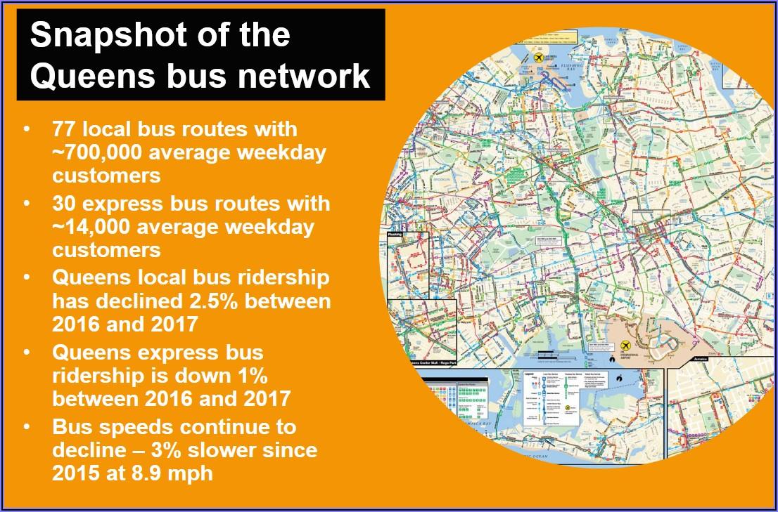 Mta Queens Bus Map 2019