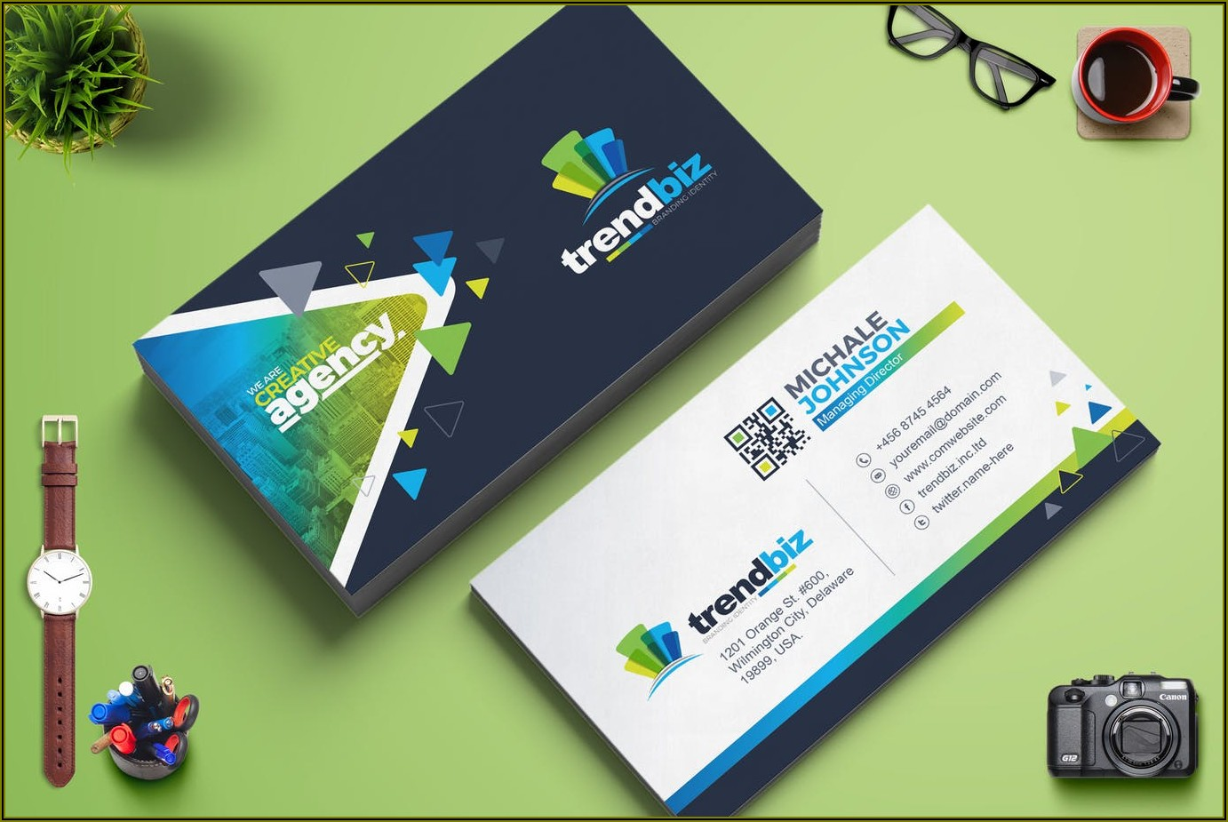 Next Day Business Cards Nyc