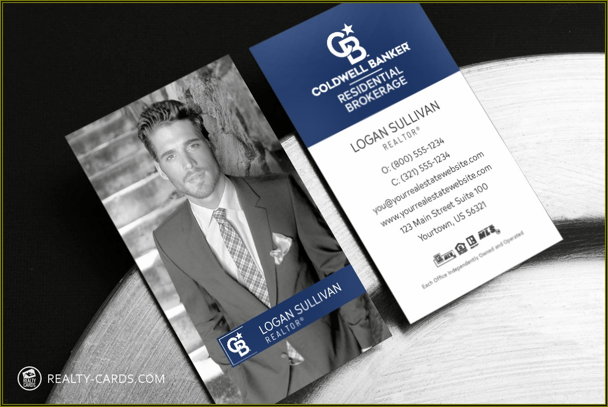 Order Coldwell Banker Business Cards