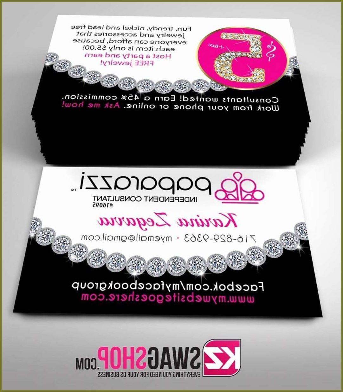 Paparazzi Business Card Templates