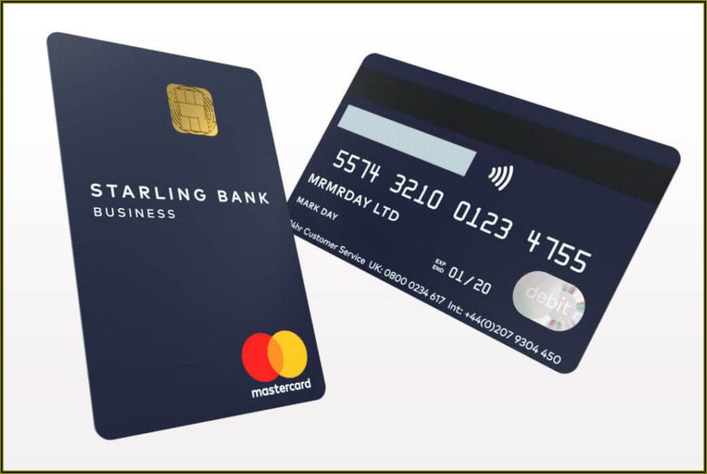 Prepaid Business Debit Card Uk