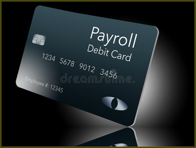 Prepaid Business Debit Cards For Employees
