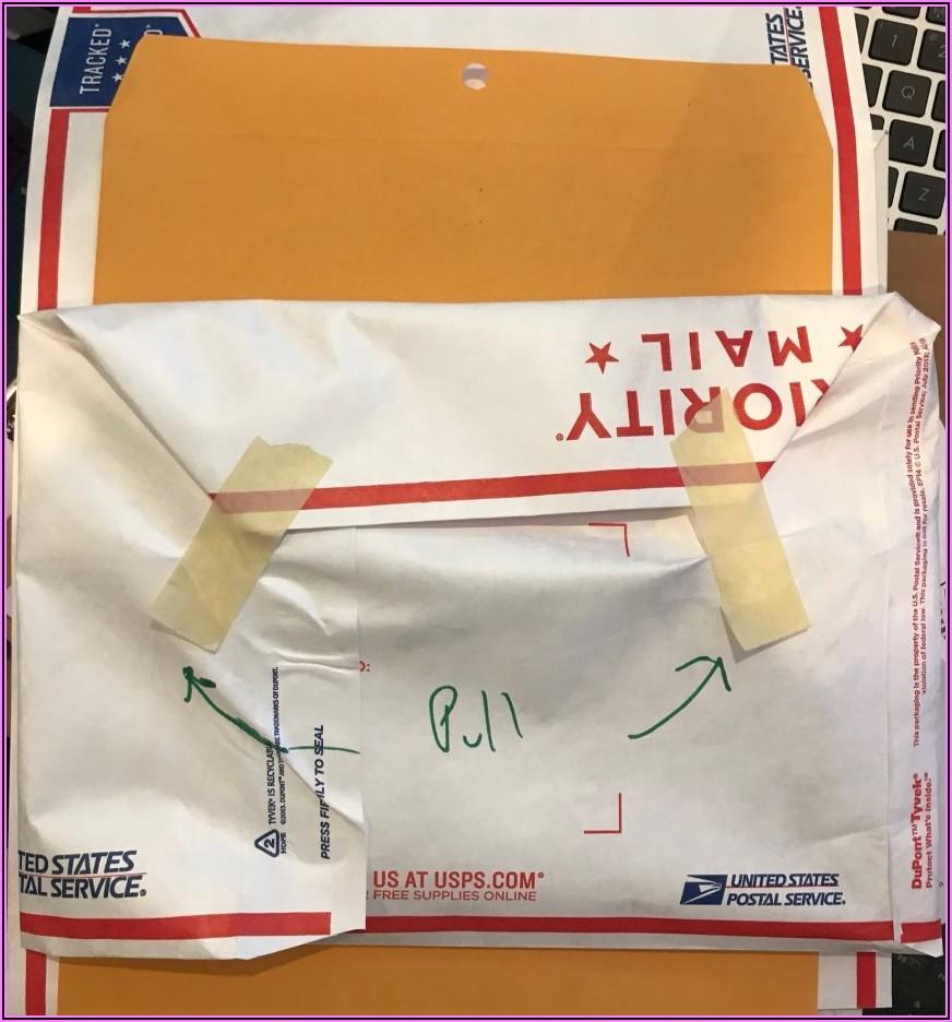 Priority Mail Tyvek Envelope Flat Rate Price