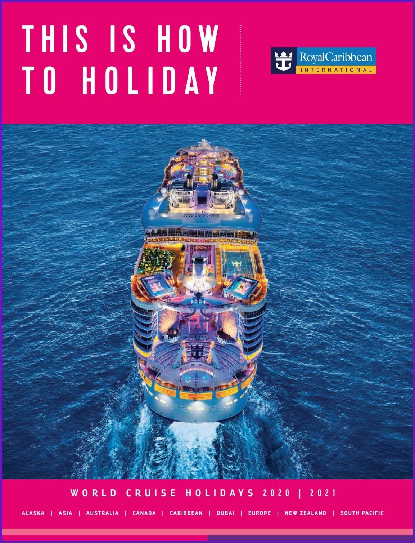 Royal Caribbean Brochure 2020 Pdf