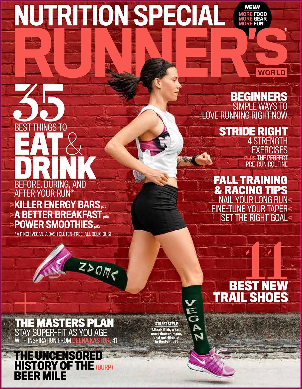 Runner's World Newsletter