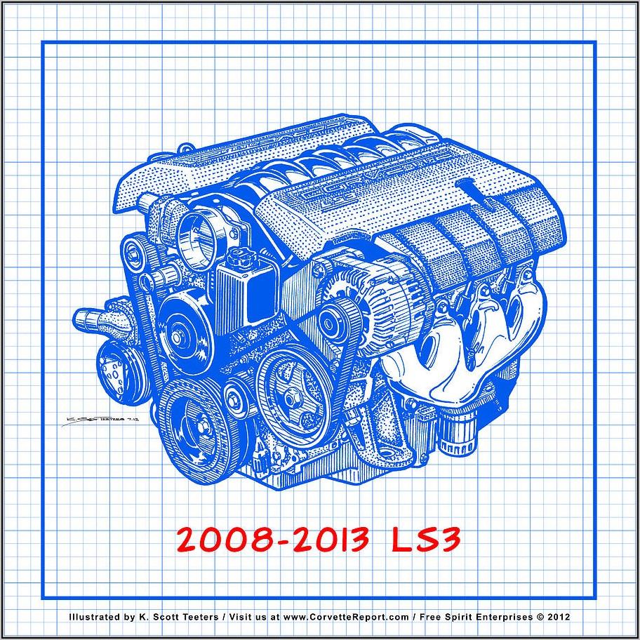 Simple Car Engine Diagram