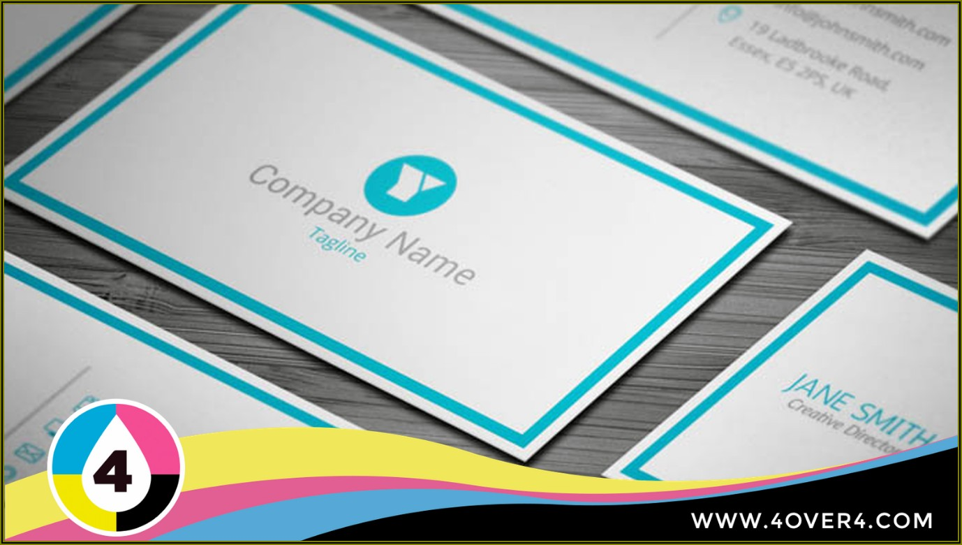 Staples Name Card Inserts Template