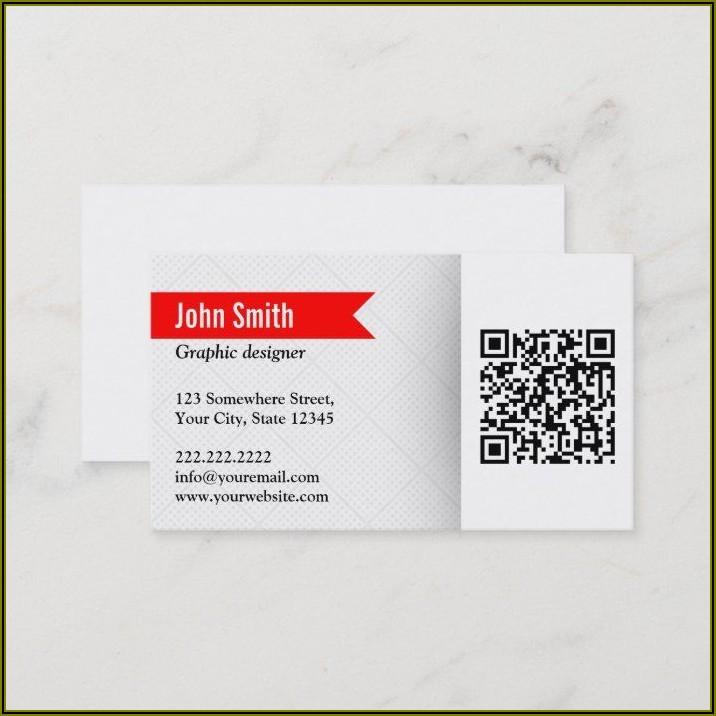 Substitute Teacher Business Card Design