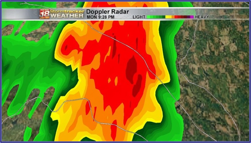 Us Radar Weather Map Future