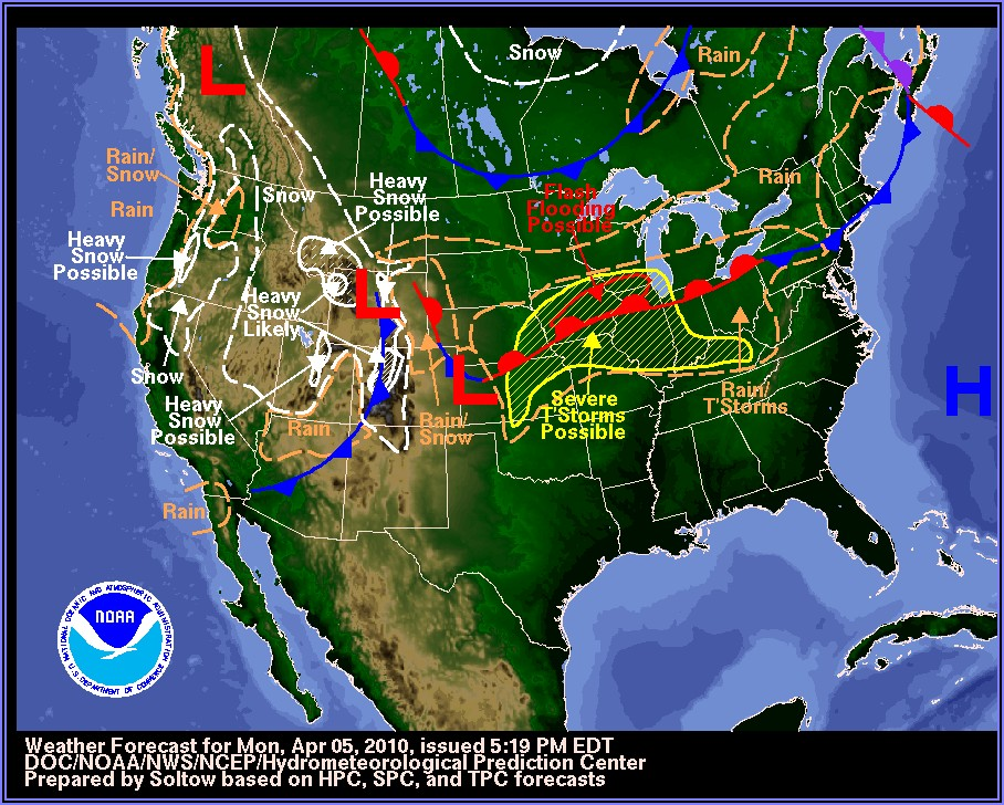 Us Weather Radar Map Today