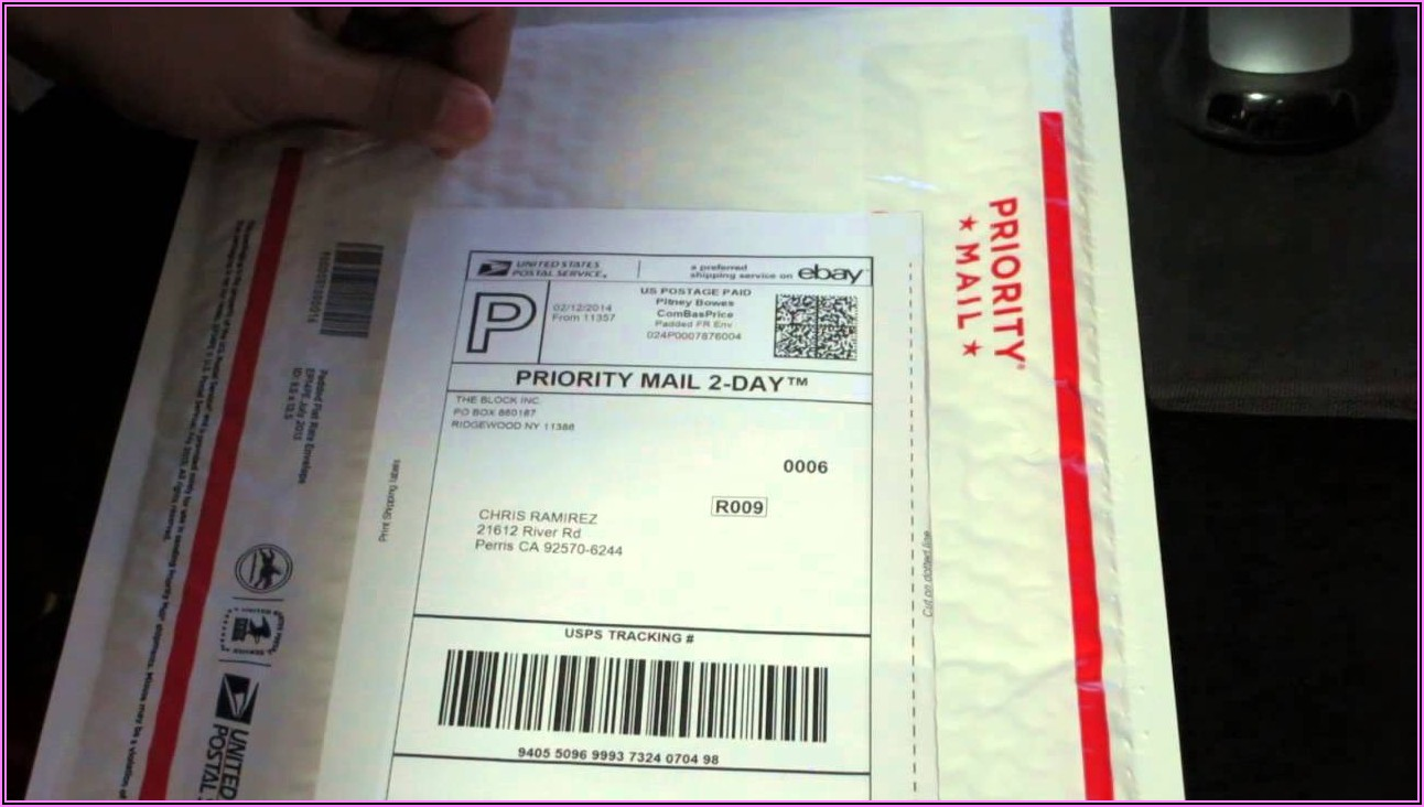 Usps Priority Mail Padded Flat Rate Envelope Delivery Time