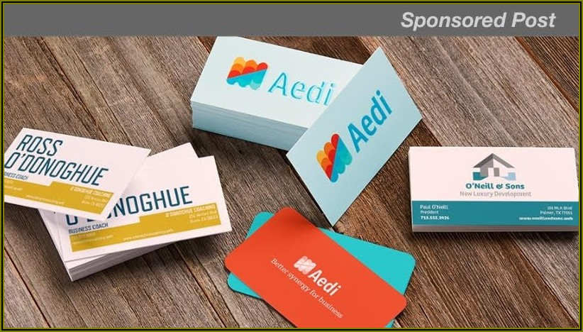 Vistaprint Cost For 500 Business Cards