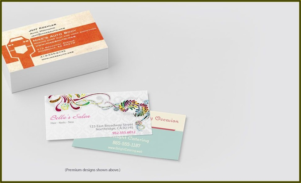 Vistaprint Free Business Cards 250