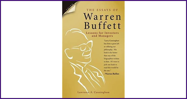 Warren Buffett Annual Letters Book