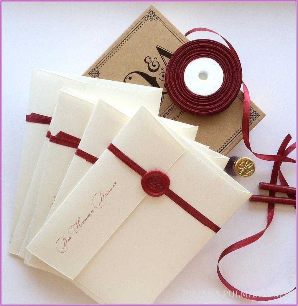 Wedding Envelope Seals Michaels