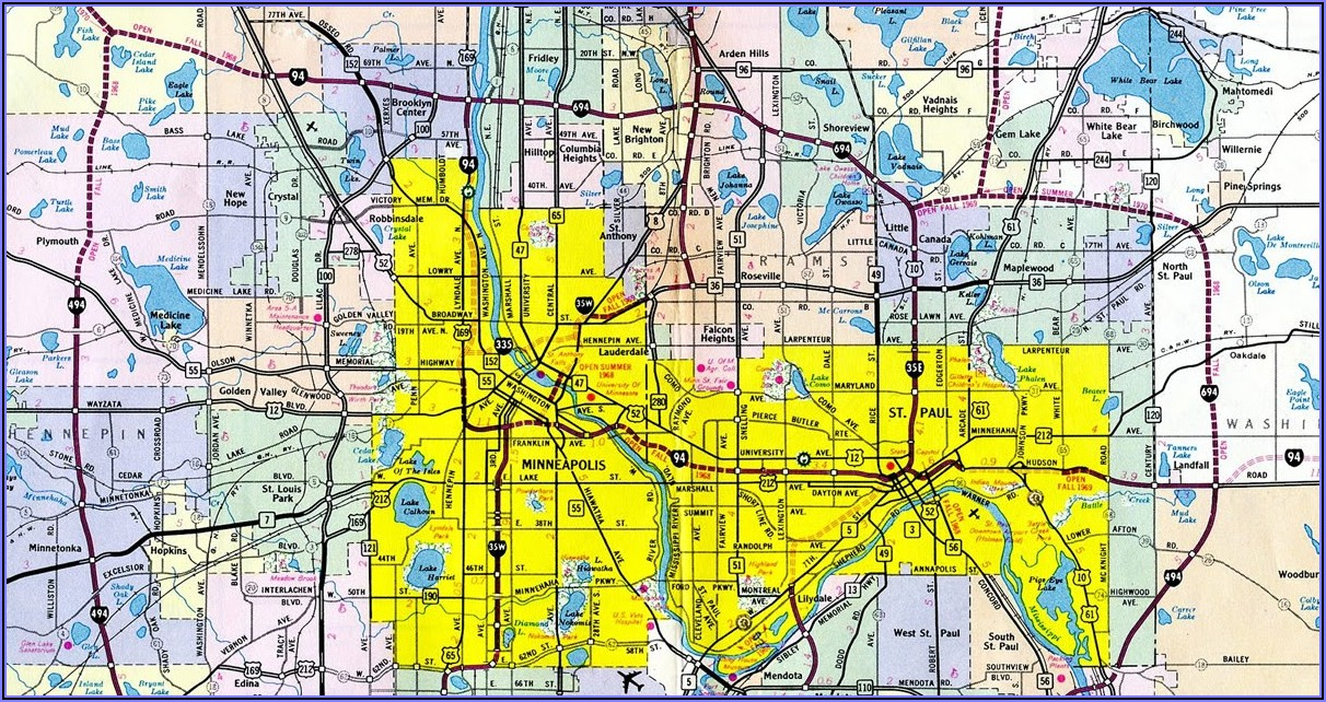 Xcel Energy Outage Map Mn