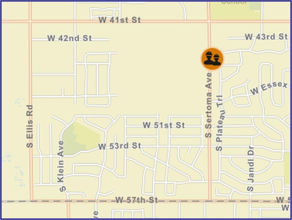 Xcel Energy Outage Map Sioux Falls Sd