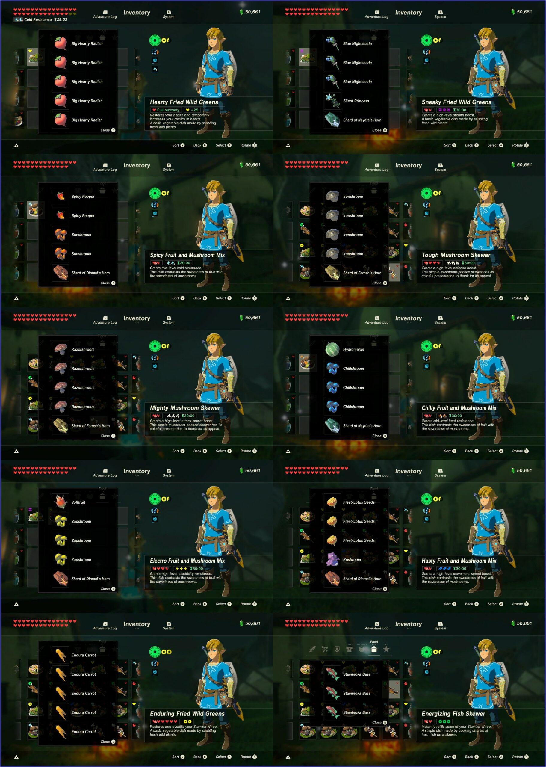 Zelda Botw Shrine Map Reddit