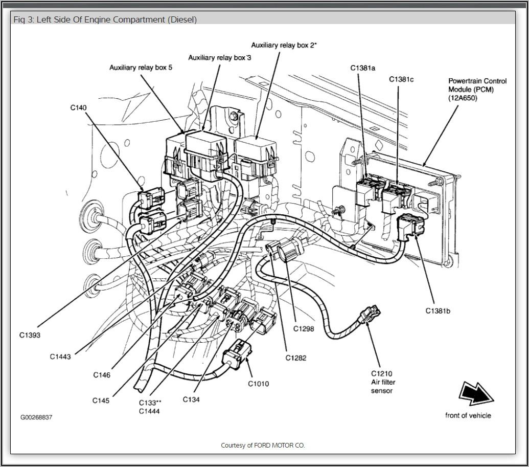 2000 Ford F150 Fuse Wiring Diagram