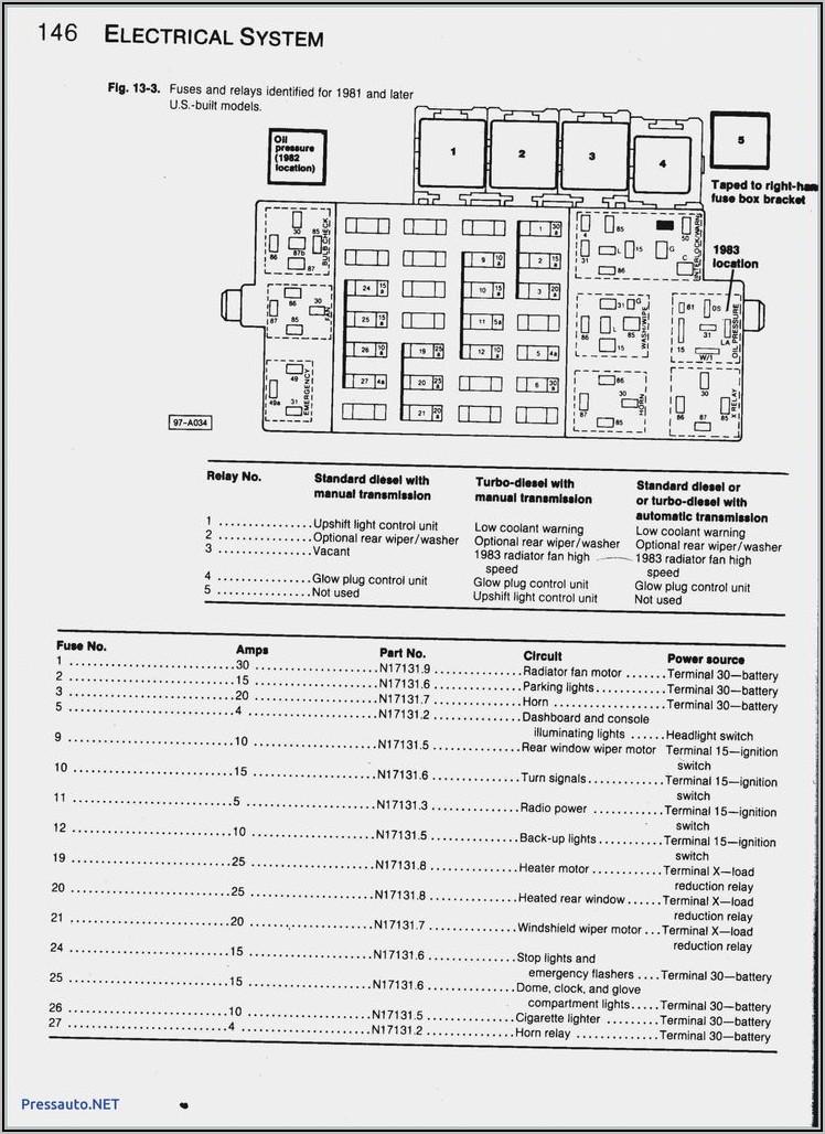 2012 Jetta Fuse Box Diagram