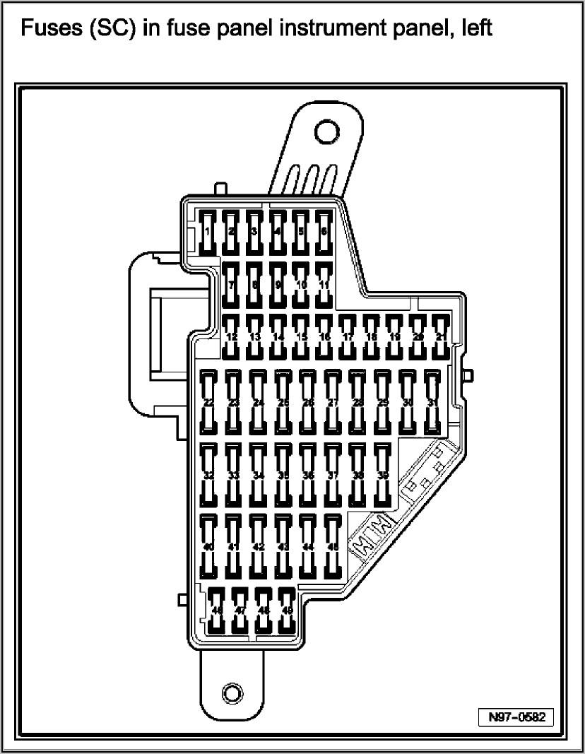 2014 Vw Jetta Gli Fuse Box Diagram
