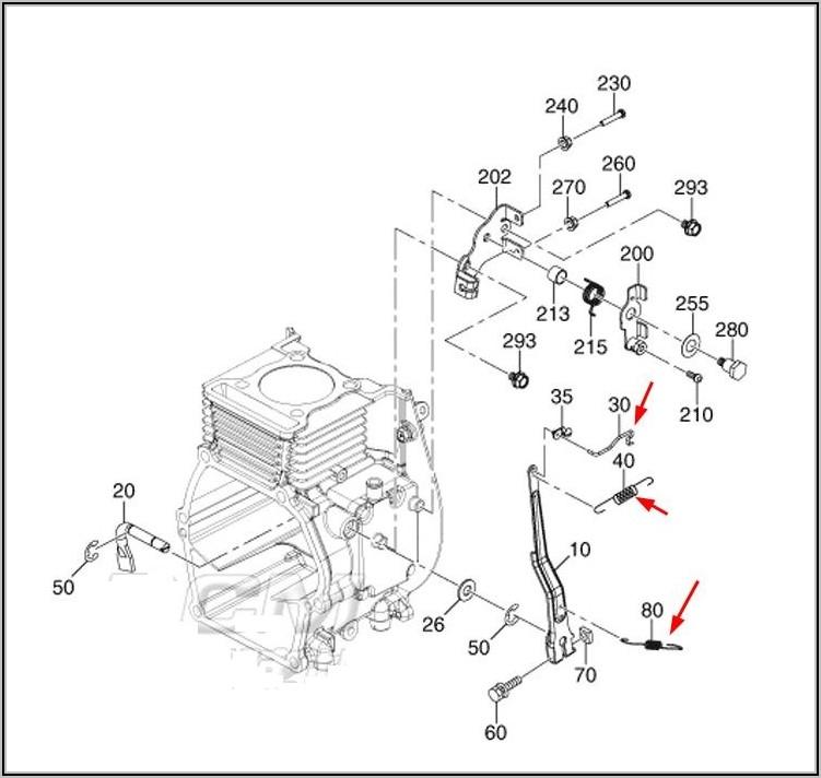 3.5 Hp Briggs And Stratton Carburetor Spring Diagram