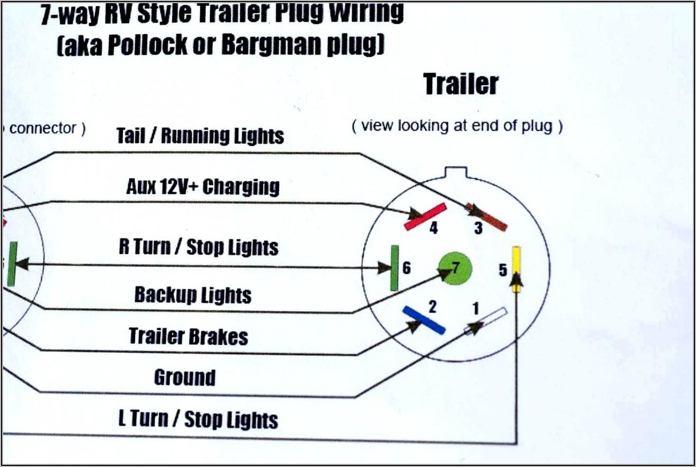 4 Wire Trailer Light Wiring Diagram